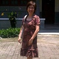 Lucia From Medan, Indonesia