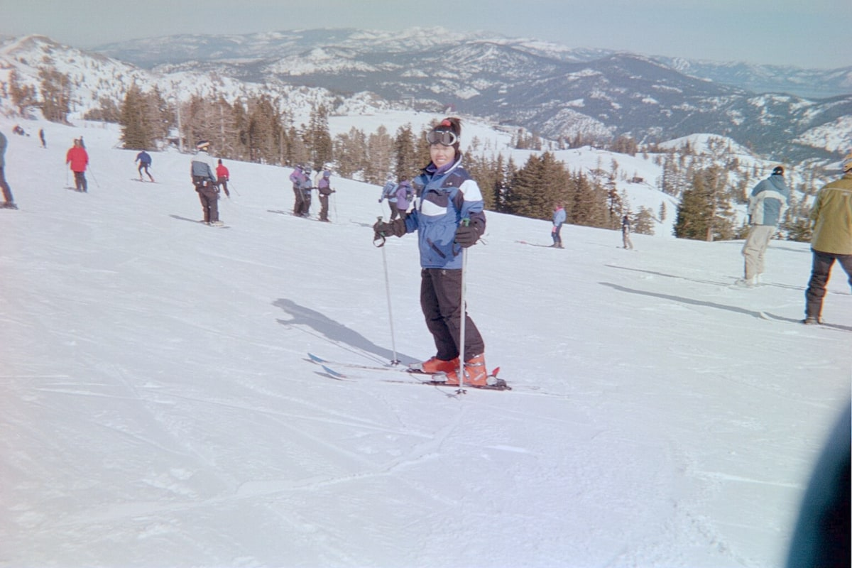 Elaine from Olympic Valley