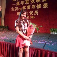 Sharon from Johor Bahru