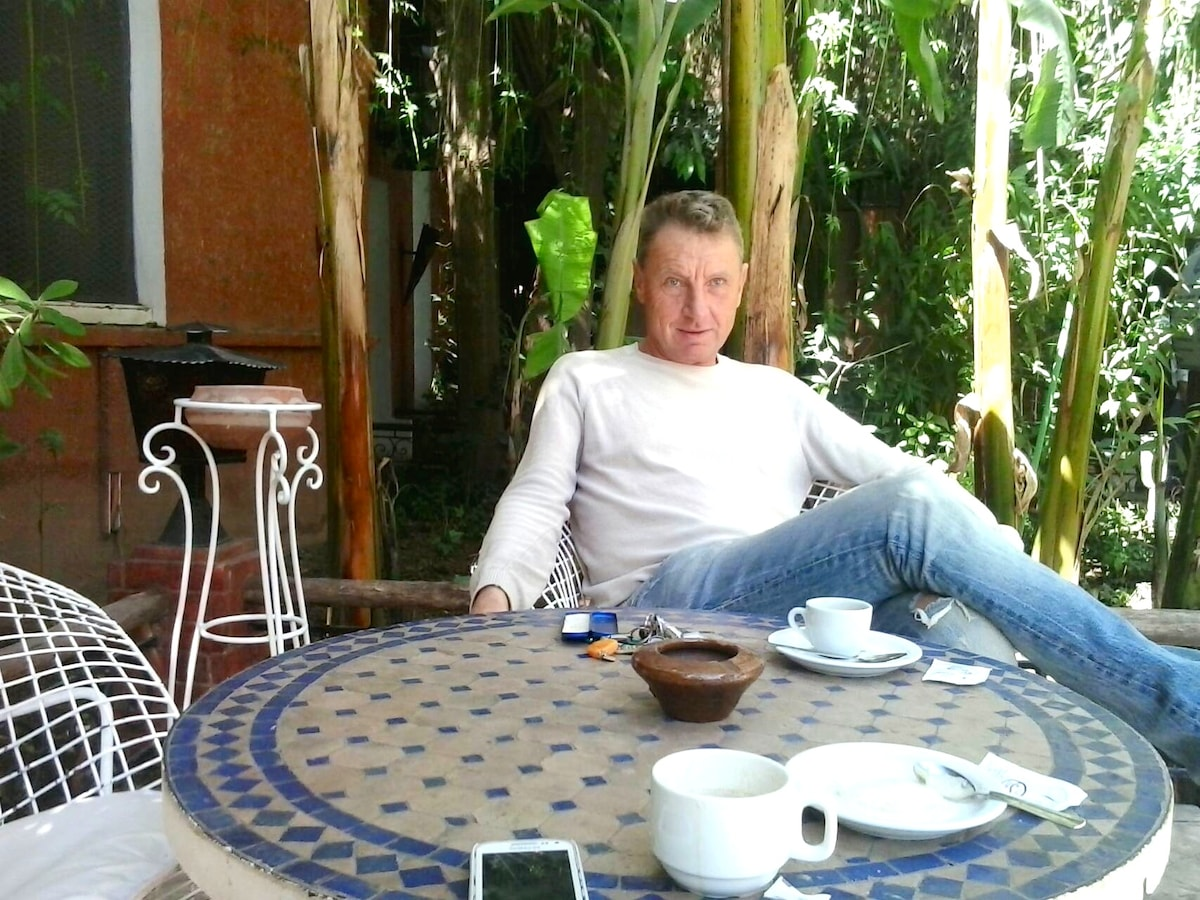 Jan from Marrakech