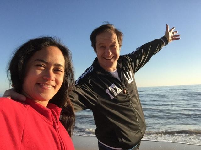 Tony & Haidee from Grange