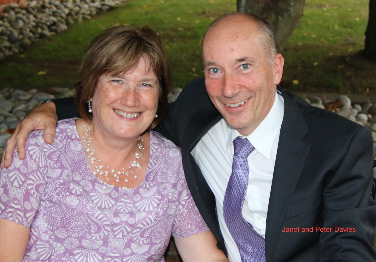 Janet And Peter From High Peak, United Kingdom