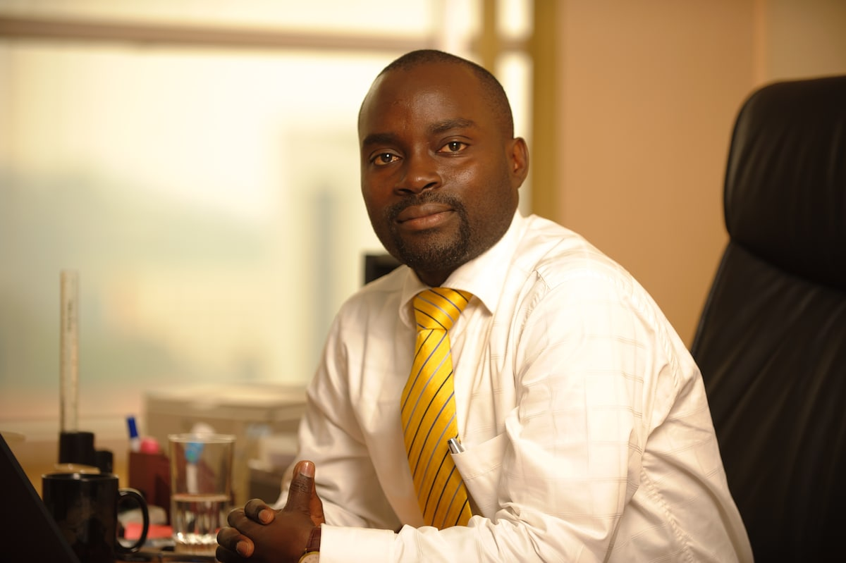 Robert from Kampala