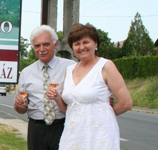 Anikó And Béla from Gyenesdiás