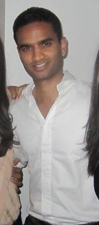 Rajiv from London