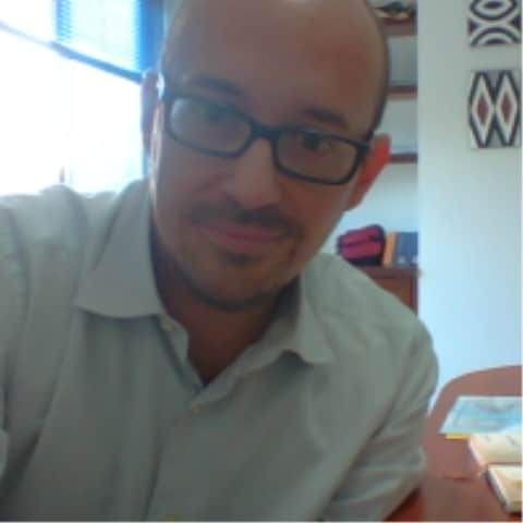 Matteo, Italian but working and living in Bogotá(C