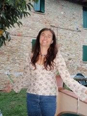 Hello i am Valentina, I meet guests at Poggio Mule