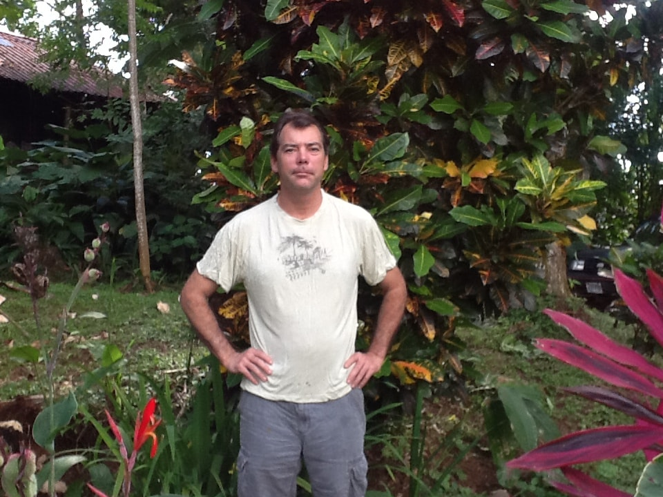 Mike From Quepos, Costa Rica