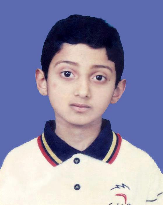 Muhammad Usama from Rawalpindi