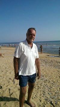 Gary from Huelva