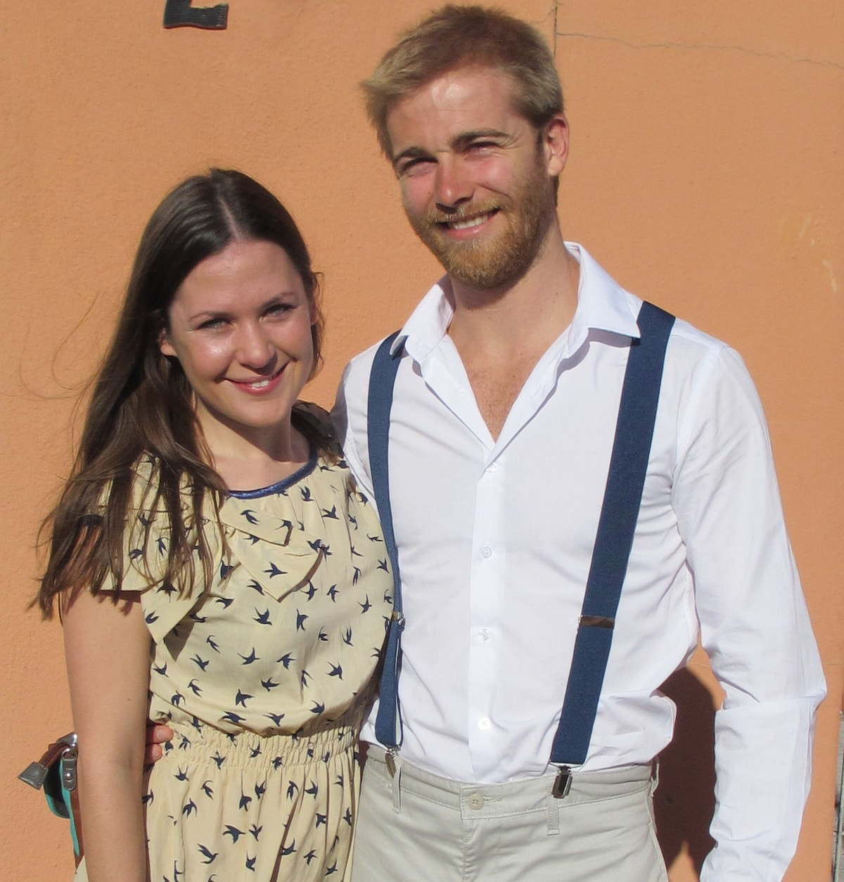 Julia & Dean From Copenhagen, Denmark