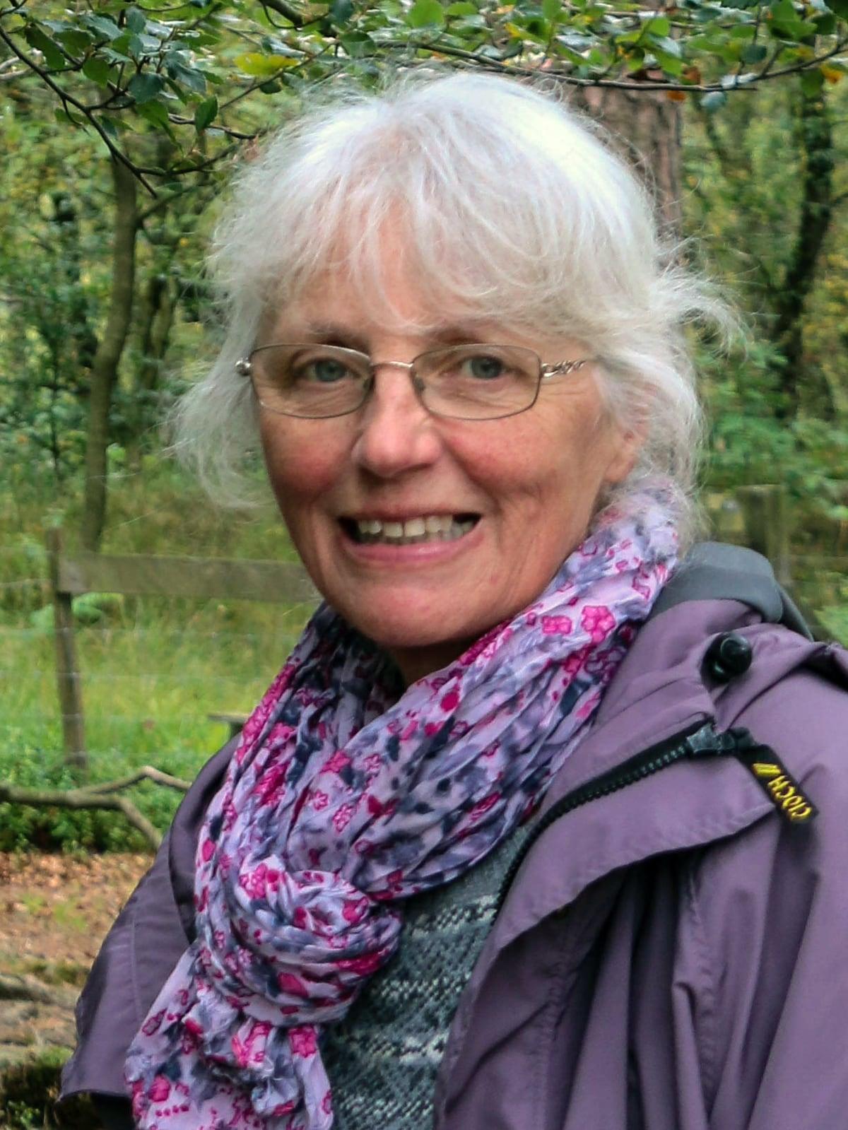 Kathy from Edinbane
