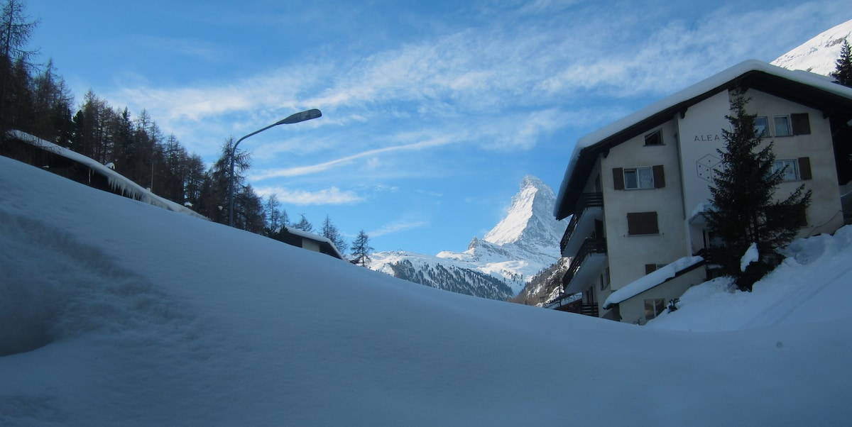 Studio From Zermatt, Switzerland