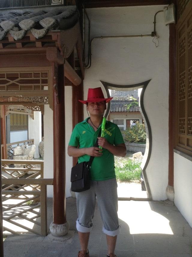 孙 From Beijing, China