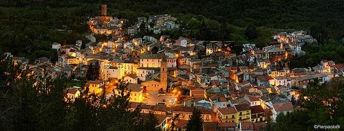 Argia From Introdacqua, Italy