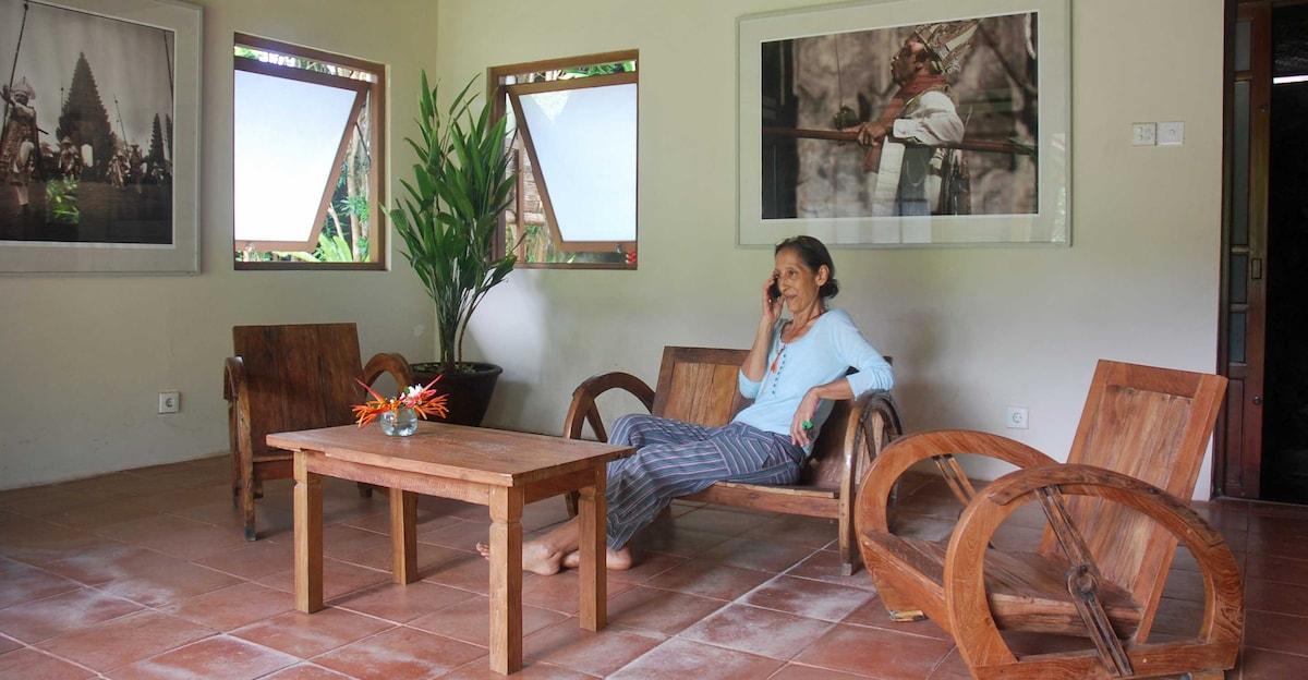 Rana From Ubud, Indonesia
