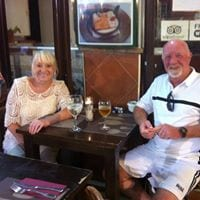 Audrey And Michael From Kilbarrack, Ireland