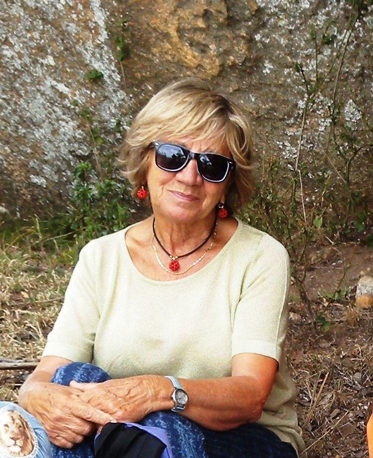 Lucilla from Porto Santo Stefano