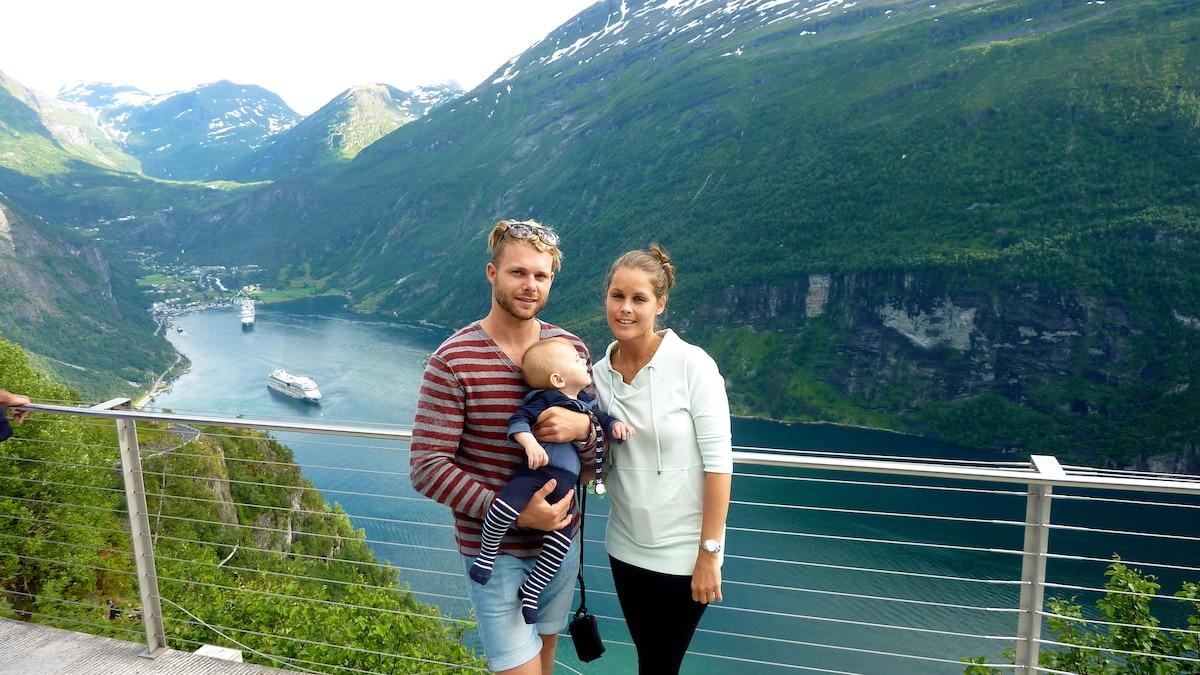 Daniel & Linn-Tanja from Asker