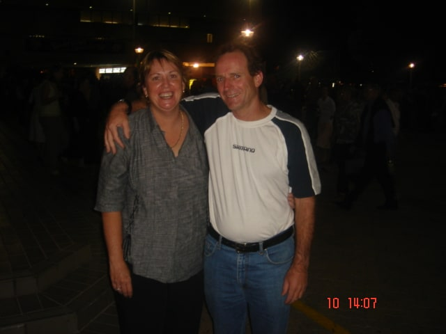 Tony And Louise from Cairns North