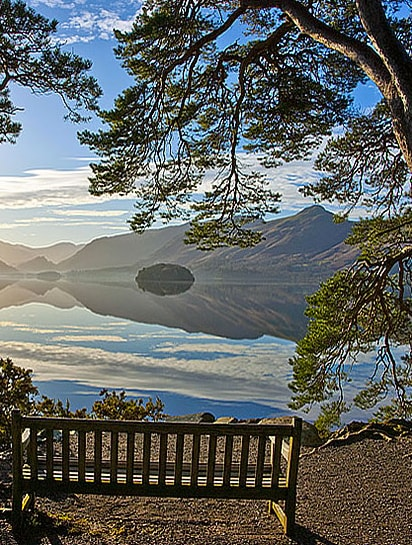 We are a friendly community living in Keswick and