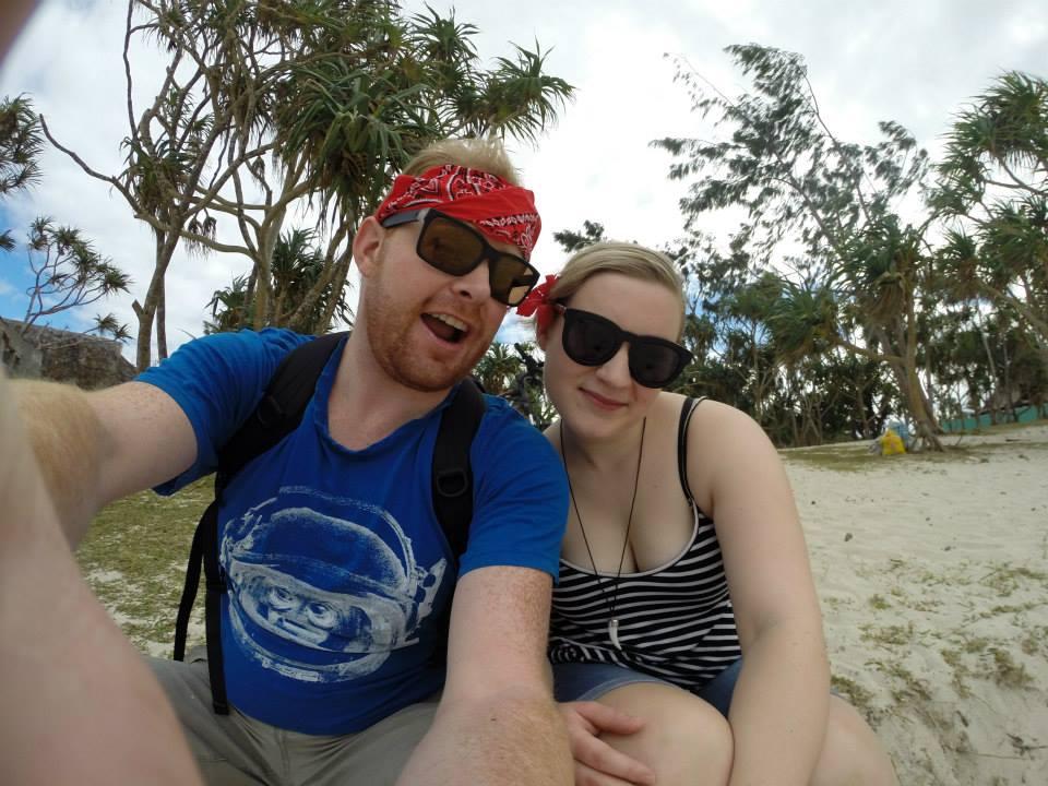 Brendan + Katie From Wellington, New Zealand