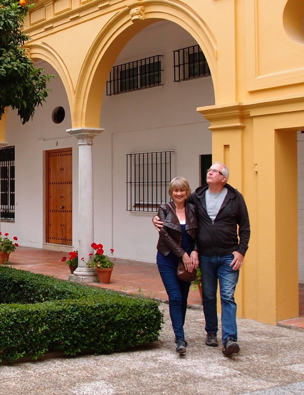 Cheryl & Peter From Donvale, Australia
