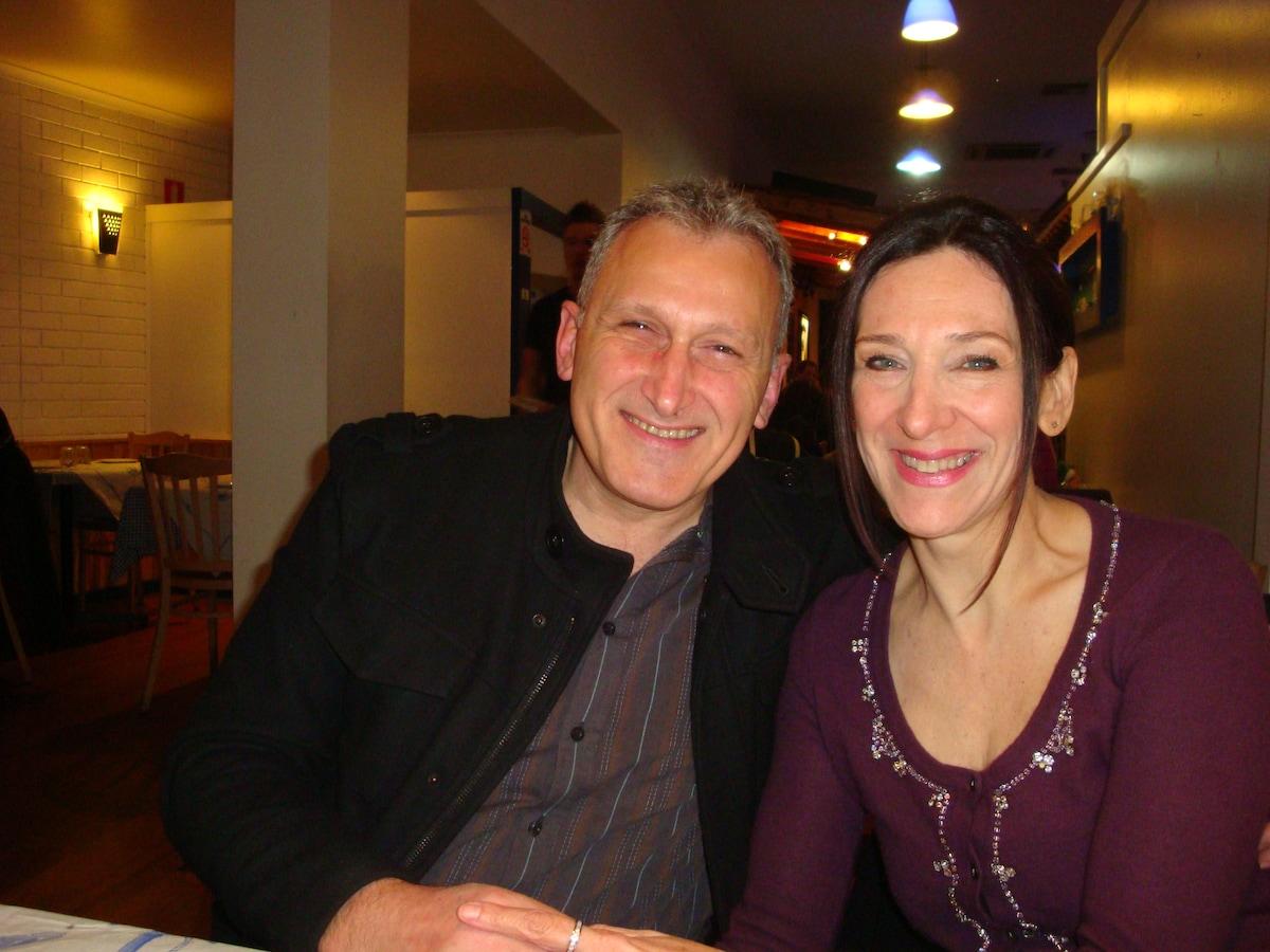 Michael & Carol