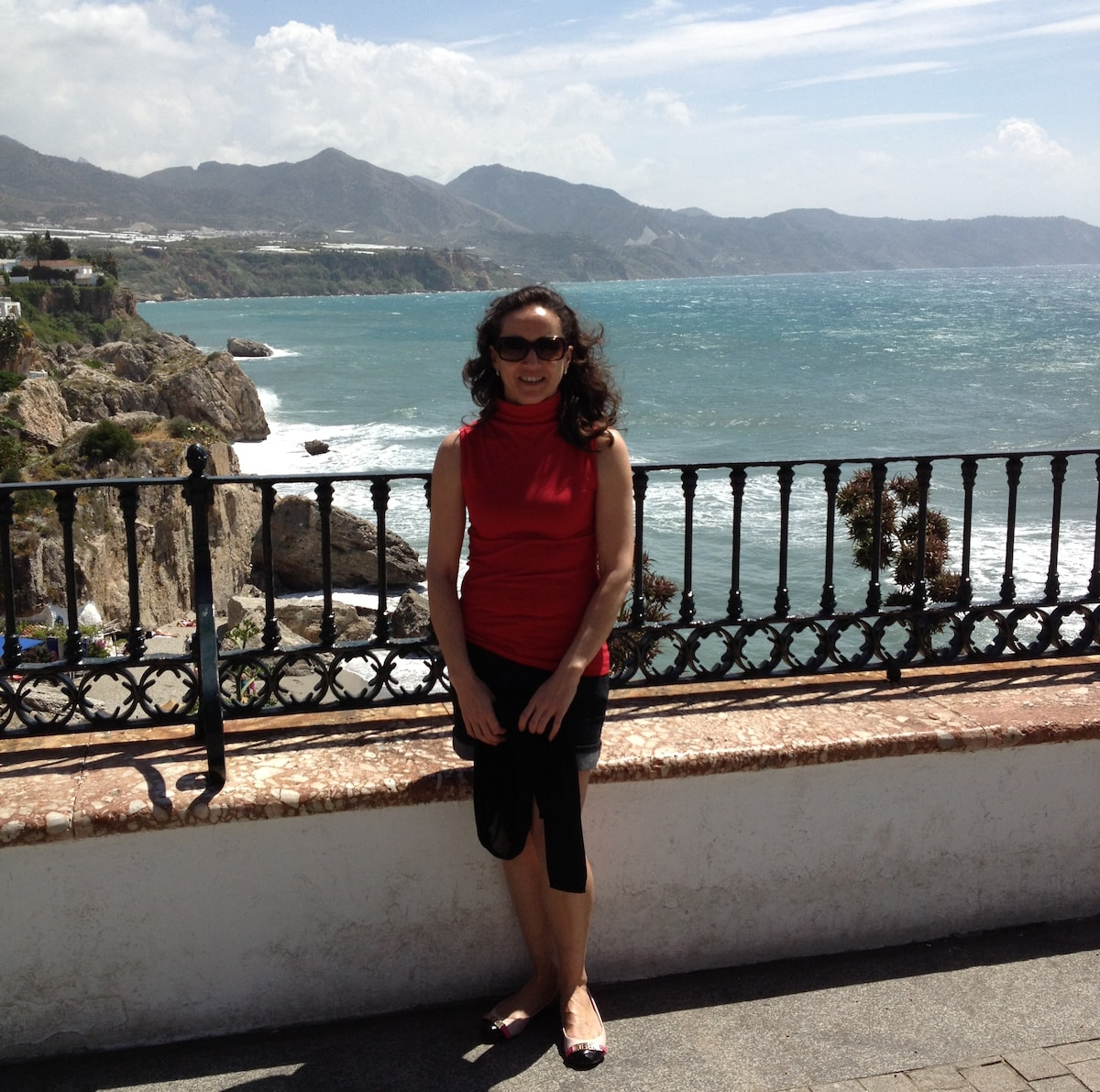Alexandra from Nerja