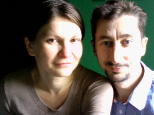 Beata & Tony