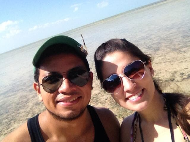 Paola And Jose from Cancún
