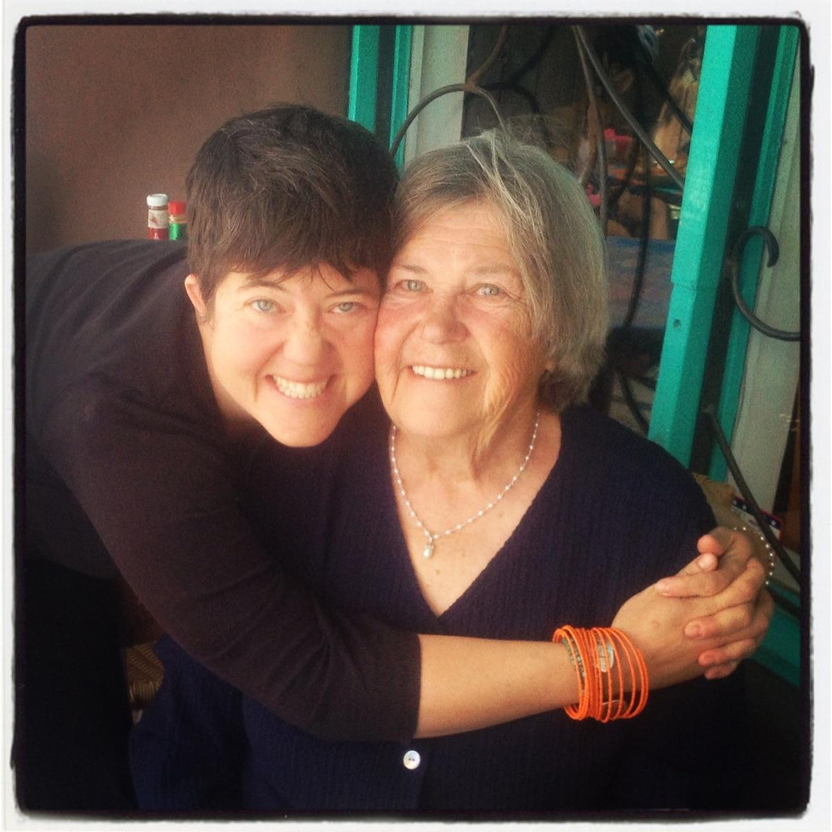 Katy & Susan from Santa Fe