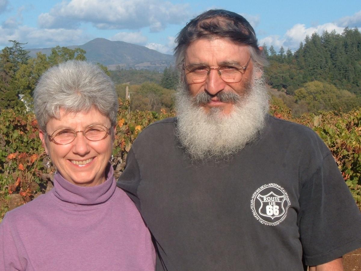 Stan & Charlotte from Healdsburg