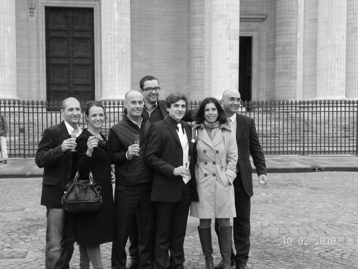International Home Owners from Paris