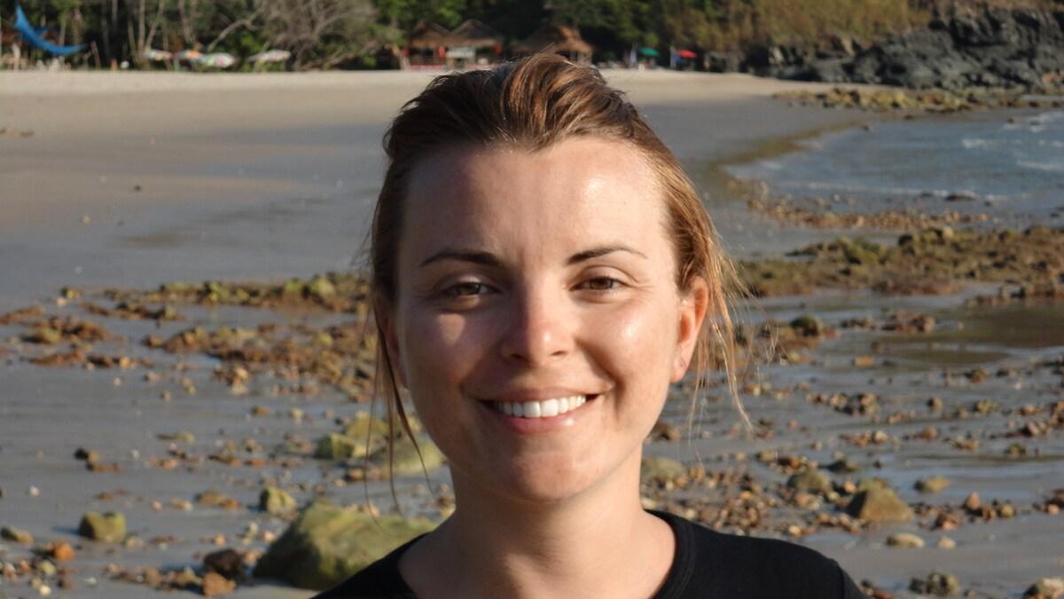 Martina From Livorno, Italy