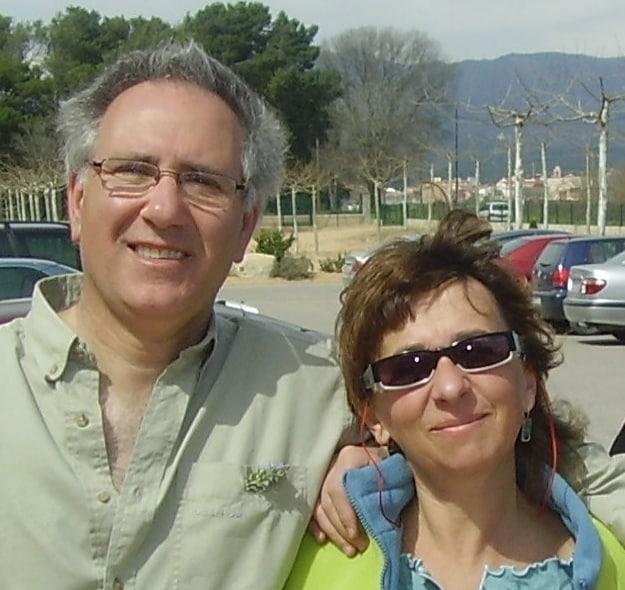 Tere & Nandius from Girona