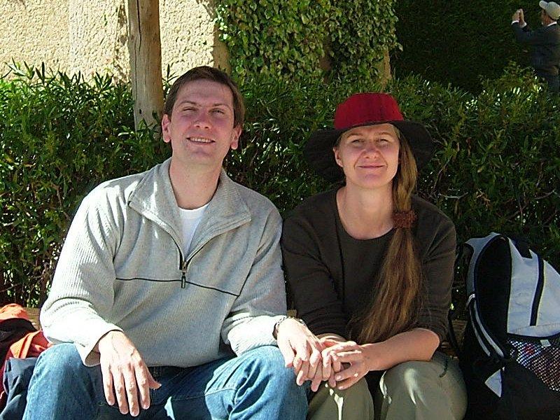 Jörg & Michaela from Hemmingen