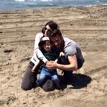 siamo una coppia giovane con un bambino favoloso.