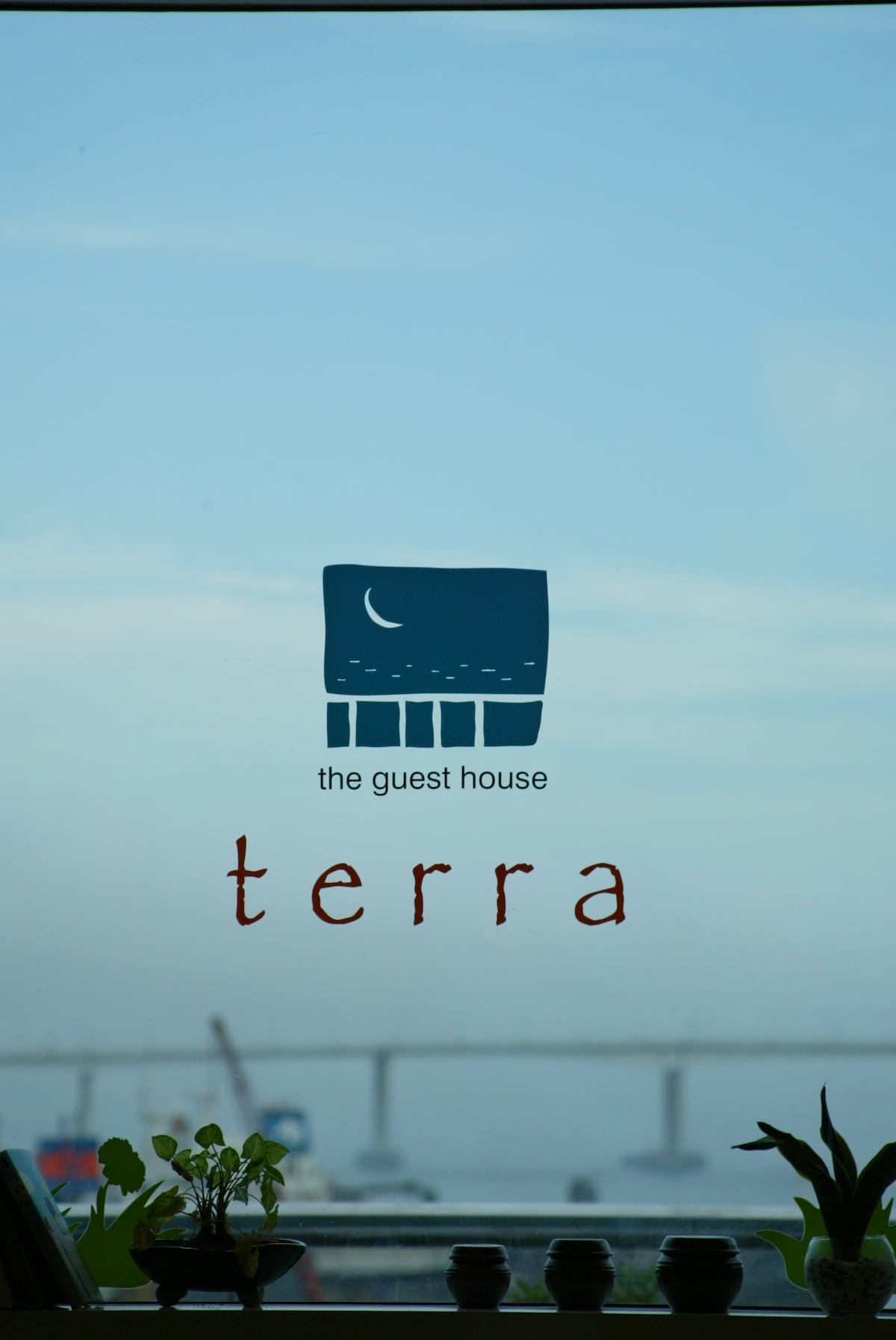 Terra Guest House From South Korea