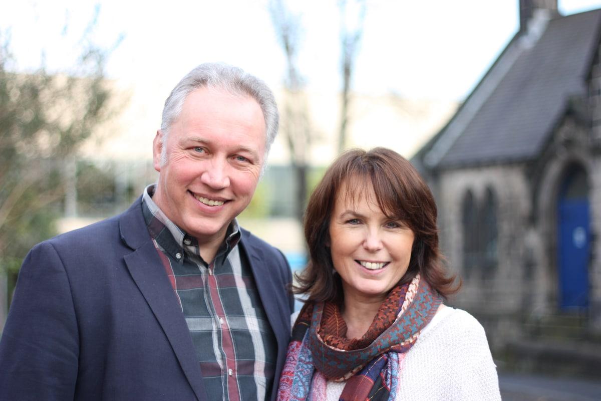 David & Alison from Leeds