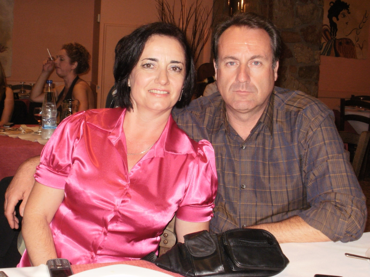 Nikos & Katerina from Corfu