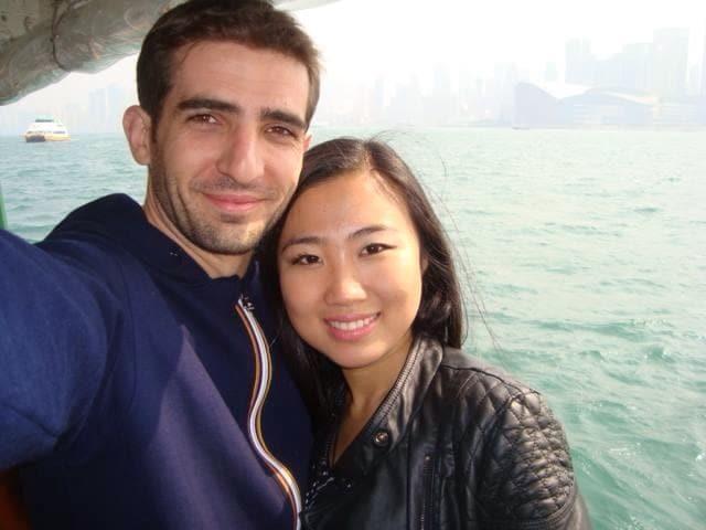 Rimma from Hong Kong