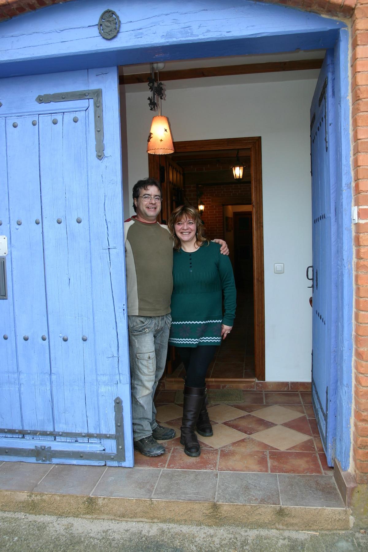 Rosa from Astorga