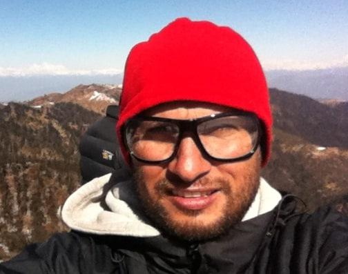 Suraj from Kathmandu