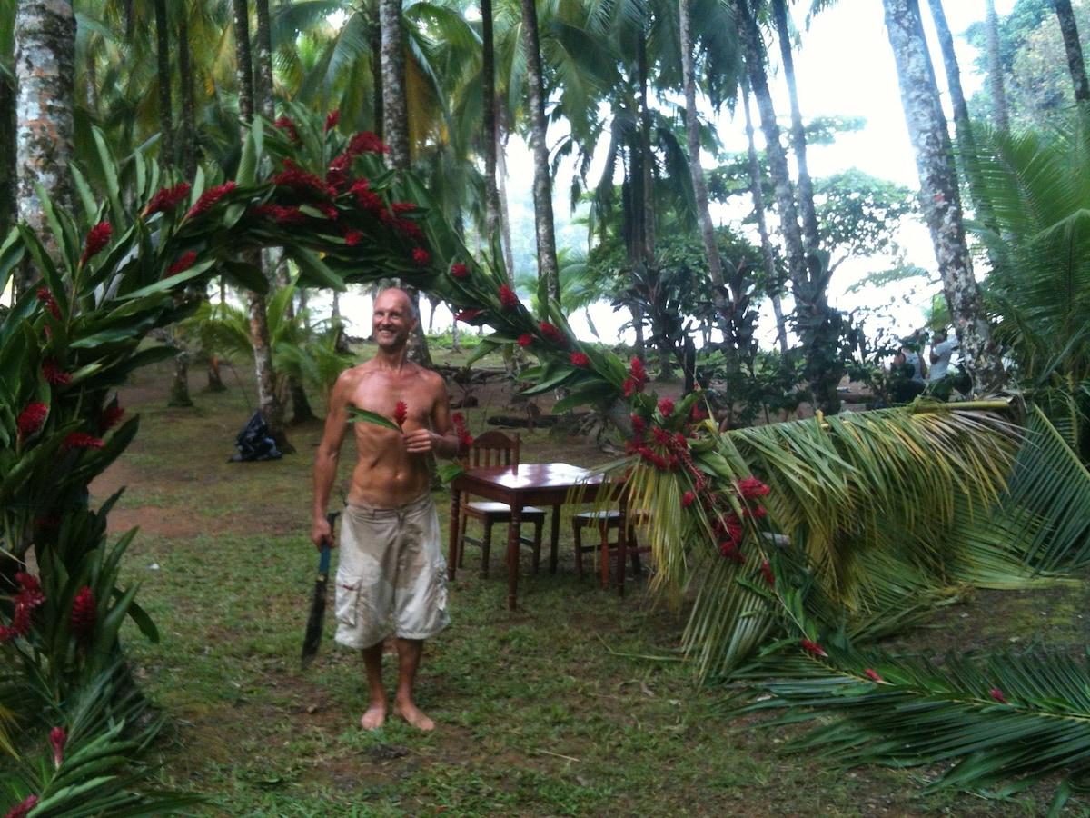 Patrick From Platanillo, Costa Rica