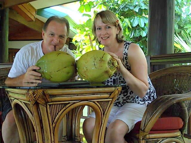 Linda & Barry From Port Douglas, Australia