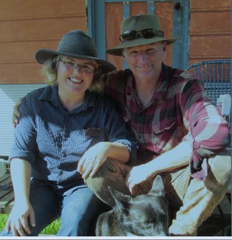 Debra & Peter from Hazelmere