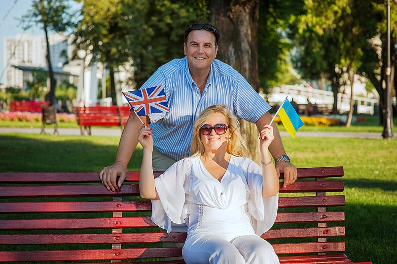 We are an English/Ukraine family business speciali