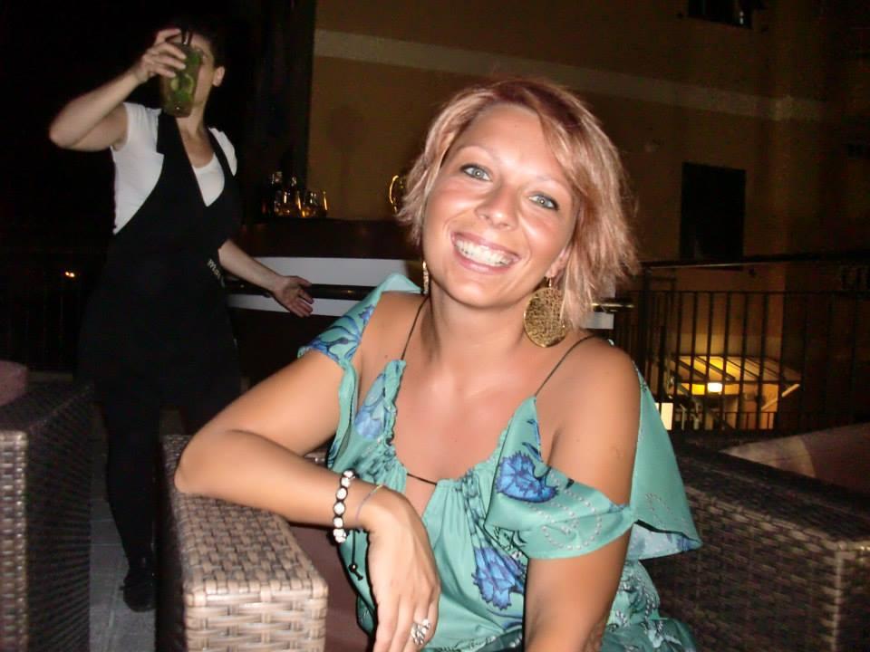 Karolina from Sanremo