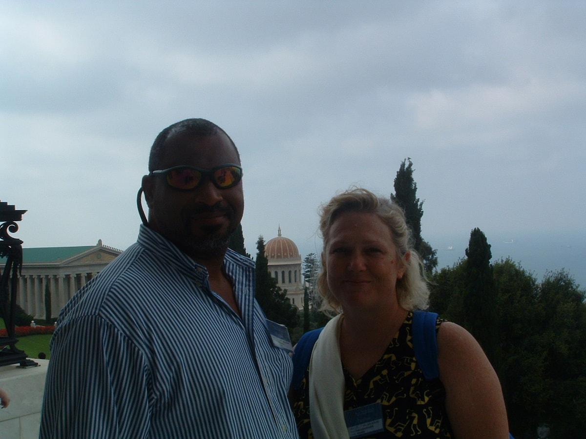 Susan & Ricardo from Freeport